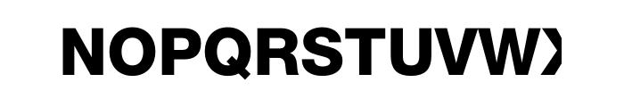 Neue Helvetica Pro 85 Heavy Font