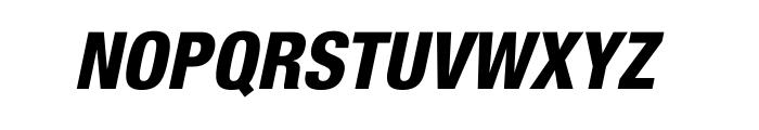 Neue Helvetica Pro 87 Condensed Heavy Oblique Font