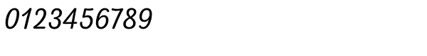 Nexa Script Light Font OTHER CHARS