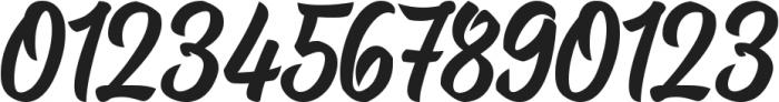 Nihlah otf (400) Font OTHER CHARS