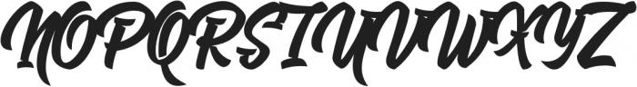 Nihlah otf (400) Font UPPERCASE