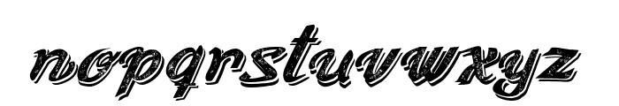 Old Figaro Cursive Italic Font LOWERCASE