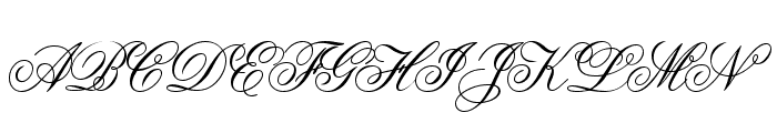 Old Script Font - What Font Is