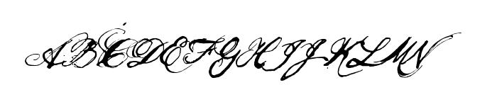 Olho de Boi  Font UPPERCASE
