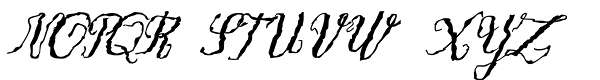 Only One Dollar Bold Italic Font UPPERCASE