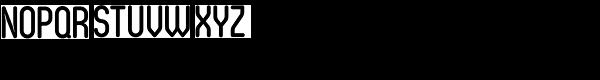 Oval Medium Font UPPERCASE