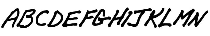 PapaMano AOE Font UPPERCASE