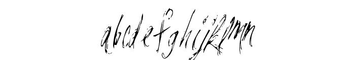ParisLabel Font LOWERCASE