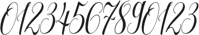 Parisi Condensed otf (400) Font OTHER CHARS