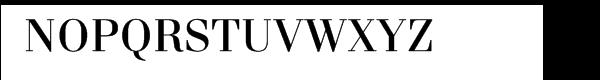 Parvenu Regular Font UPPERCASE