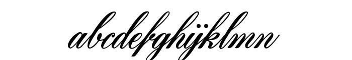 Pharmount Personal Use Only Font LOWERCASE