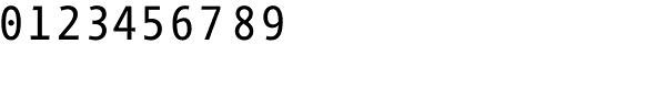 Phoenica Std Mono 900 Font OTHER CHARS