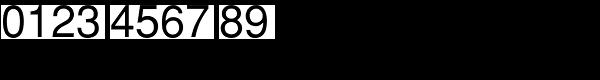 PIXymbols Tolerances Regular Font OTHER CHARS