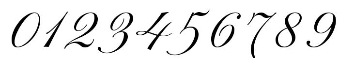 PinyonScript Font OTHER CHARS
