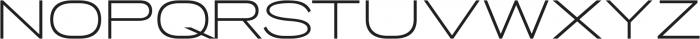 Porter Sans Medium otf (500) Font UPPERCASE