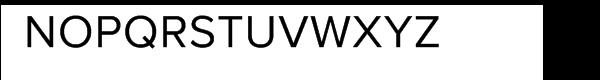 Proxima Nova Alt Regular Font