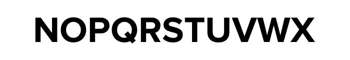 Proxima Nova Bold Font - What Font Is