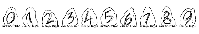 PWDolmen Font OTHER CHARS