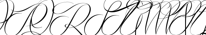 Quijote Sauvage Pro Font UPPERCASE