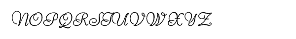 Reliant Bold Font UPPERCASE