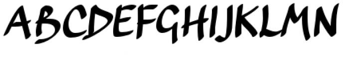 Rosie Font UPPERCASE