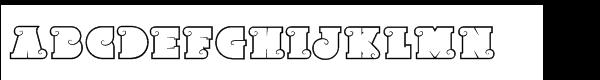 Rolka Std Light Font UPPERCASE