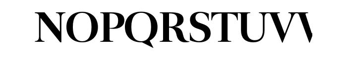 Romain BP Headline Bold OT Font