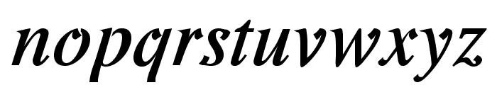 Romande ADF Std Bold Italic Font LOWERCASE