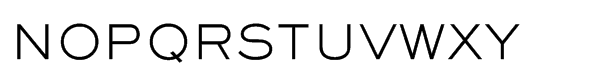 Sackers™ Gothic Std Light Font UPPERCASE