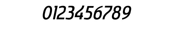 Sancoale Medium Italic Font OTHER CHARS