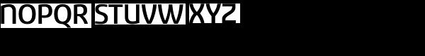 Sancoale Medium Font UPPERCASE