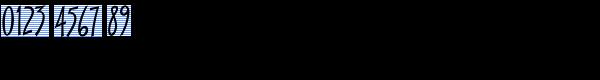 Scamp Regular Font OTHER CHARS
