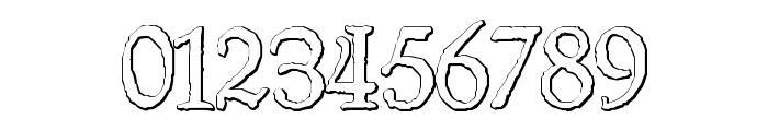 Schneider Buch Deutsch Beveled Free Font OTHER CHARS