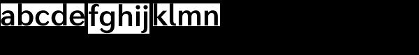 Seconda Demi Font LOWERCASE