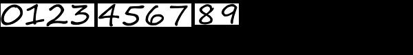 Segoe Print Font OTHER CHARS