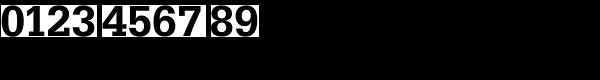 Serifa BEF-Medium Font OTHER CHARS