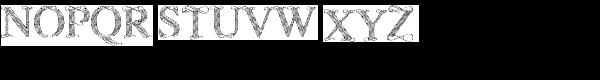 Sevigny Caps Font UPPERCASE