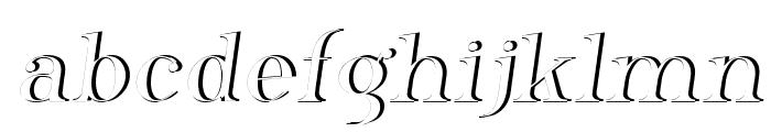 SF Phosphorus Dihydride Font LOWERCASE