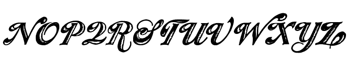 Showmen Font UPPERCASE