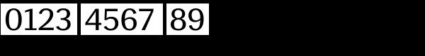 Siri Font OTHER CHARS