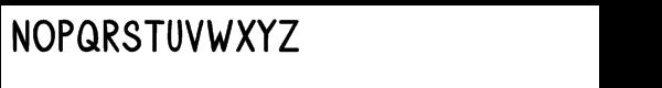 Smarty Pants Super Bold Font UPPERCASE