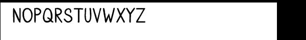 SmartyPants Bold Font UPPERCASE