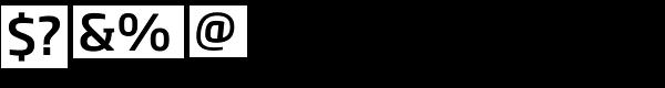 Soho Gothic Pro Medium Font OTHER CHARS
