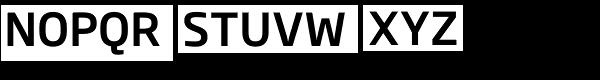 Soho Gothic Pro Medium Font UPPERCASE