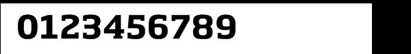 Soho® Pro Bold Font OTHER CHARS