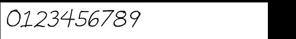Sorbet Std Bold Italic Font OTHER CHARS