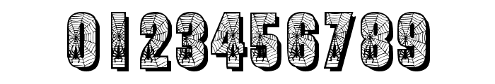 Spiderman Font OTHER CHARS