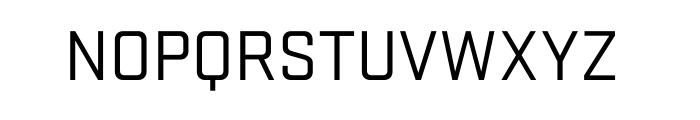 Stratum 2 Regular OT Font UPPERCASE