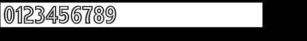 Streamwood JNL Font OTHER CHARS