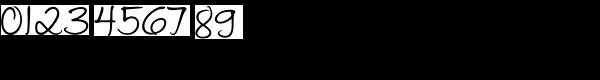 Stu Script Upright Font OTHER CHARS